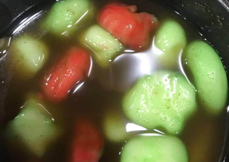 Easiest Way to Prepare Appetizing Tang Yuan