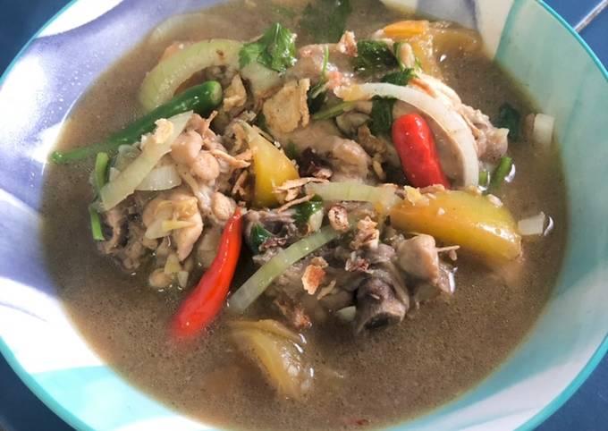 Sup Ayam Siam