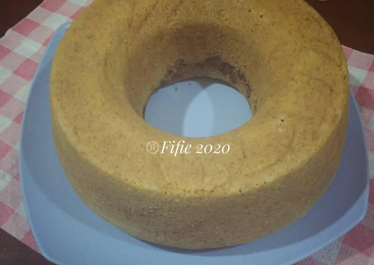 Butter cake aka bolu marmer