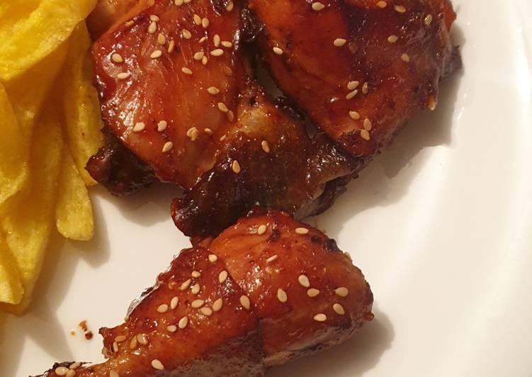 Yum Yum Teriyaki Chicken 🐔