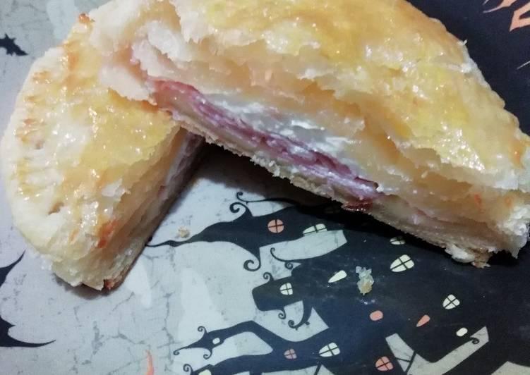 Empanadas de jamón con quesos