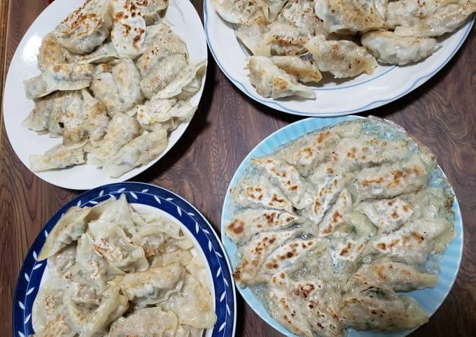 Easy Dumpling Gyoza