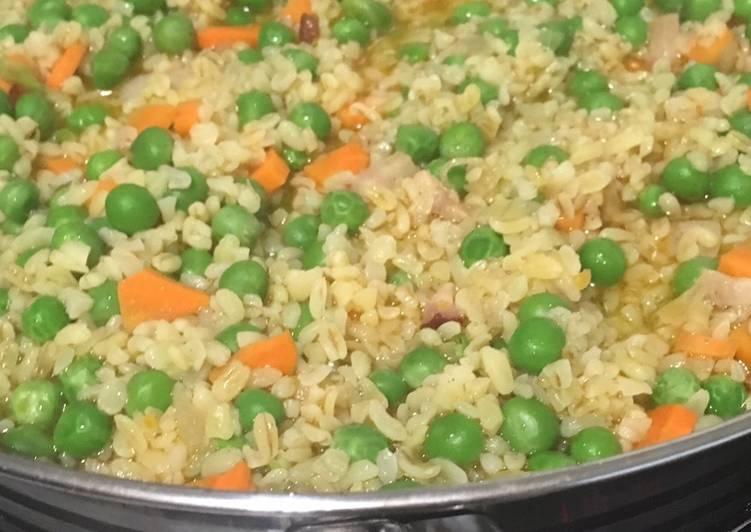 Zöldséges bulgur - Szücs Zsanett receptje - Cookpad receptek