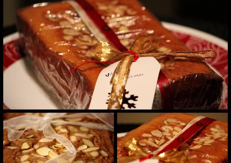 Caramel Fruit Cake