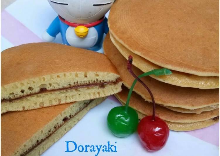 Resep Dorayaki Oleh Riska Dwi A Cookpad