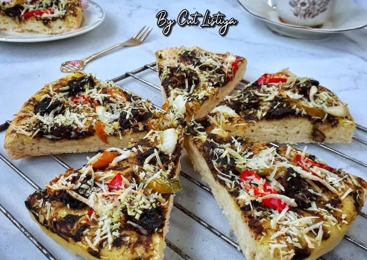 Pizza Rawon