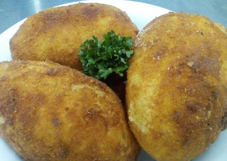 How to Make Perfect Croquette potatoes