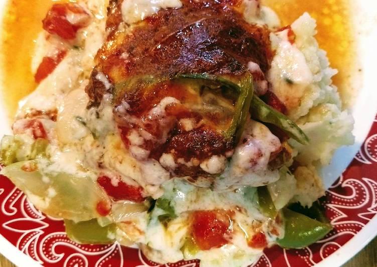 Recipe of Speedy Cheesy Chicken Cacciatore