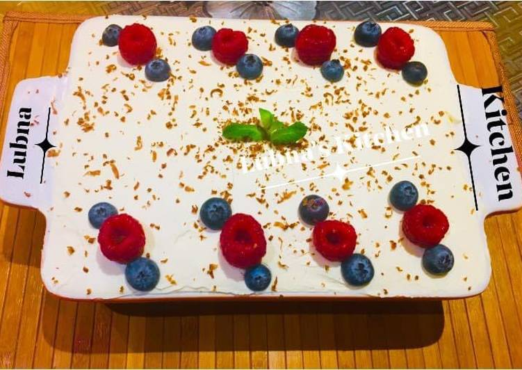 How to Make Speedy Three_Milk_Cake (Tres leches Cake)