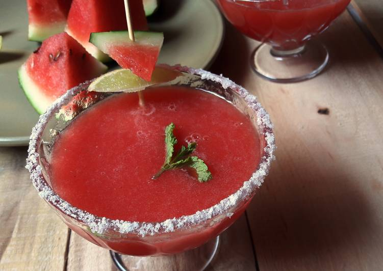 How to Make Delicious Watermelon juice