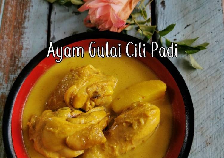 Ayam Gulai Cili Padi - velavinkabakery.com