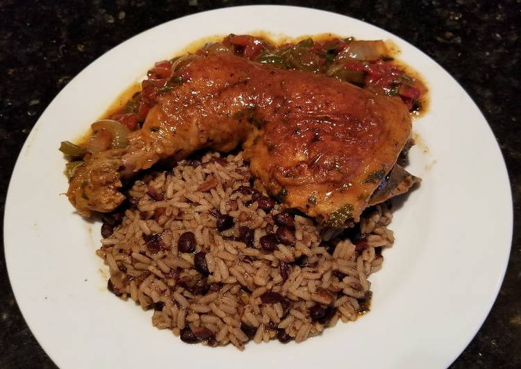 Steps to Make Ultimate Cuban-Style Chicken & Rice