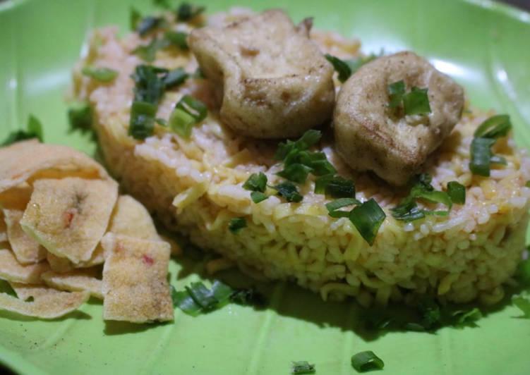 Nasi Mawut