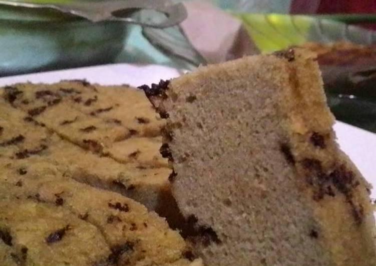 Langkah Mudah untuk Menyiapkan Bolu kukus coklat super lembut tanpa mixer, Sempurna