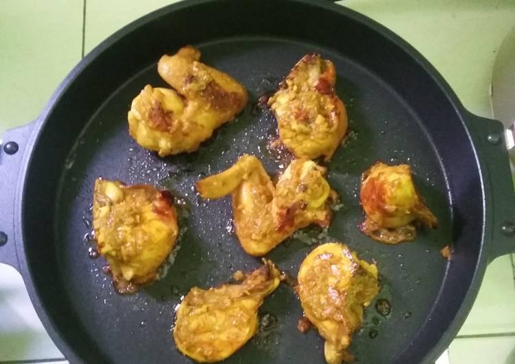 Resep Ayam Bakar Bumbu Ungkep oleh #DapoerJumel - Cookpad
