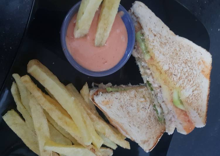Club sandwiches !!!!