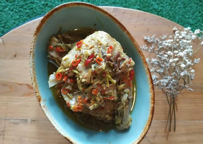 Langkah Mudah Membuat Bebek Betutu Gilimanuk    Balinese Cuisine…