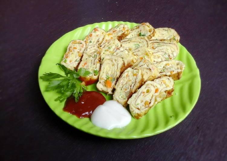 Resep Tamagoyaki (Telur dadar ala jepang) Terbaik