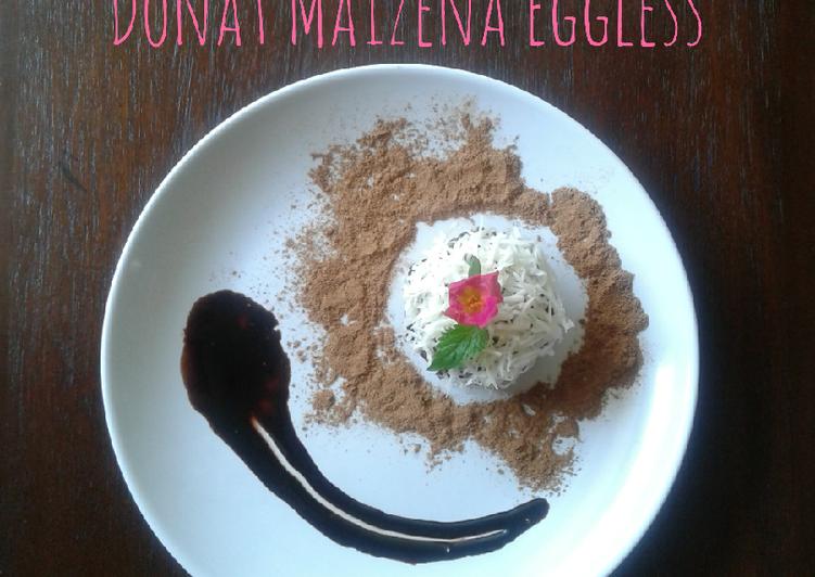 374. Donat Maizena Eggless