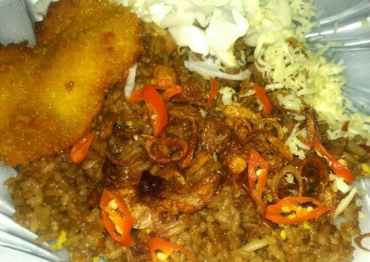 Nasi Goreng Sambal Bawang