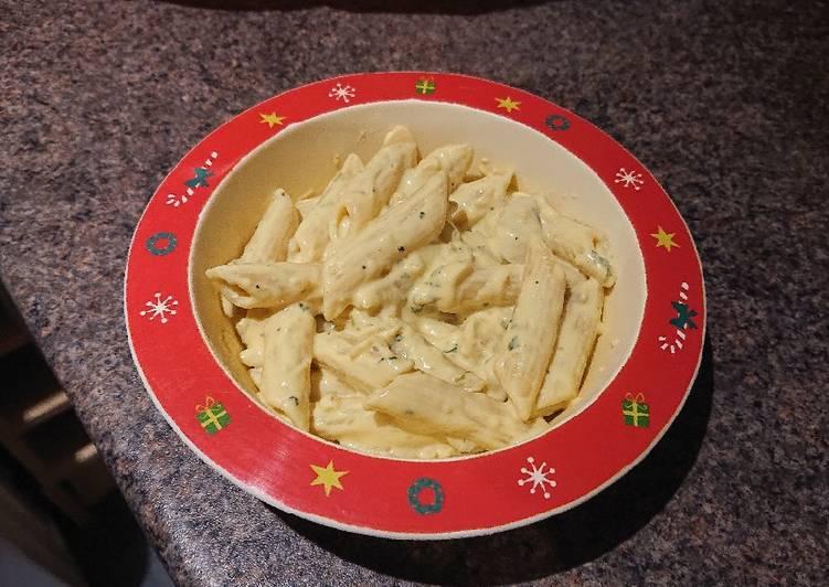 Easiest Way to Prepare Favorite Creamy Pasta
