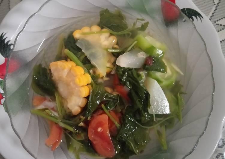 Resep Sayur bening simple 😍, Bisa Manjain Lidah