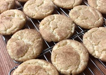 Easiest Way to Recipe Appetizing Snickerdoodles