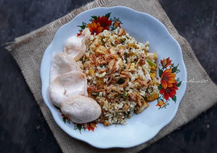 Nasi Goreng Rawit Ijo
