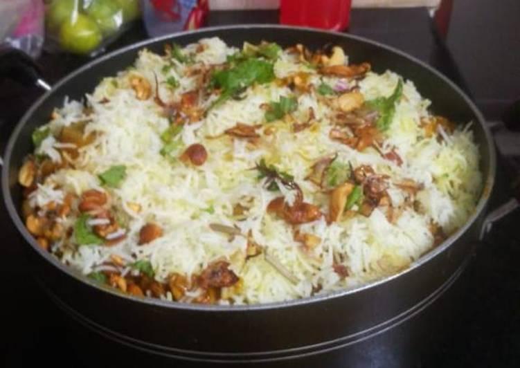 Recipe: Succulent Kerala style chicken biryani