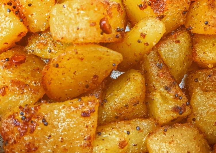 Easiest Way to Prepare Appetizing Potato Fry
