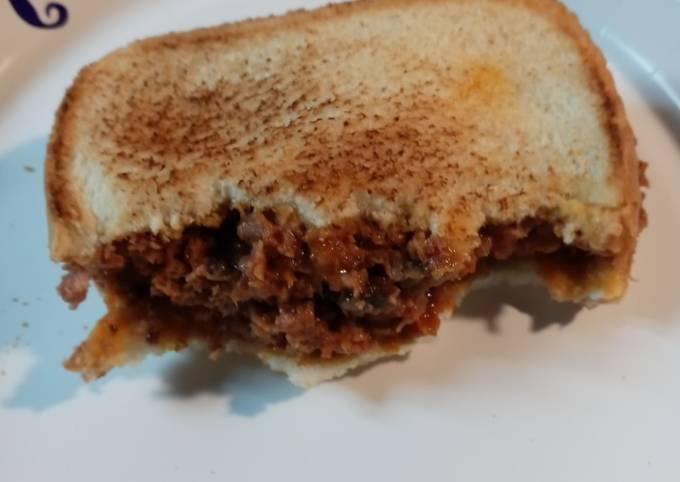 Benny's Corned Beef Sandwich Batch 3