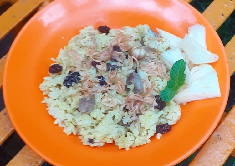 Nasi Kebuli ala GalChan - cookandrecipe.com