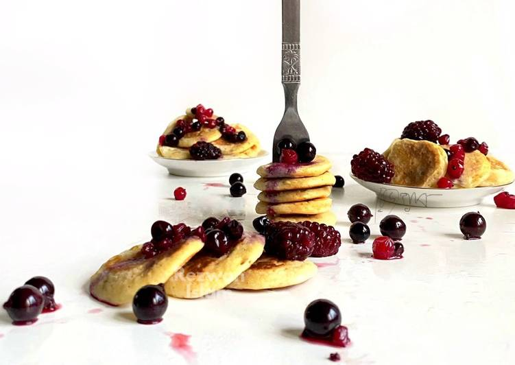 Mini pancakes, What Are The Advantages Of Consuming Superfoods?