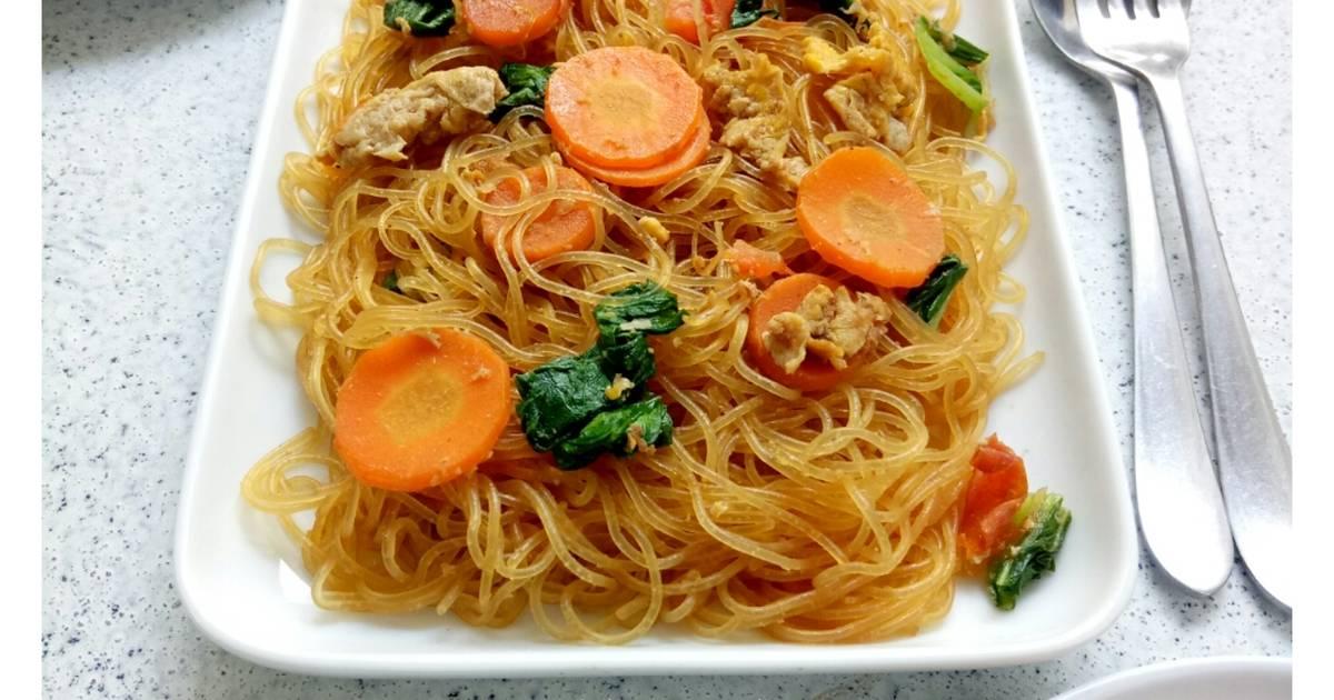 3 419 Resep Bihun Jagung Goreng Sayur Enak Dan Sederhana Ala Rumahan Cookpad