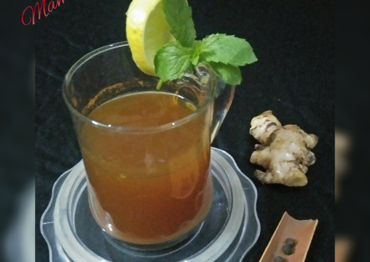 Turmeric (detox)tea