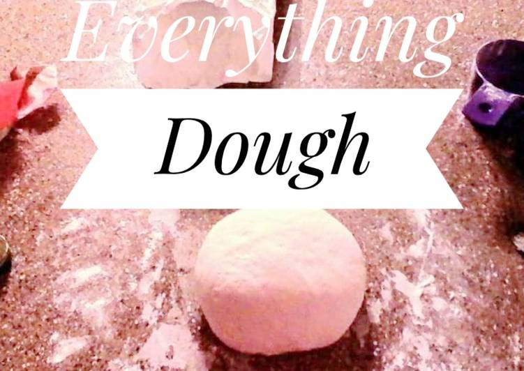 Everything Dough (Vegan and Vegetarian friendly)🍞