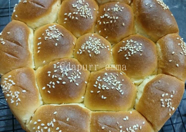 Roti sobek coklat keju
