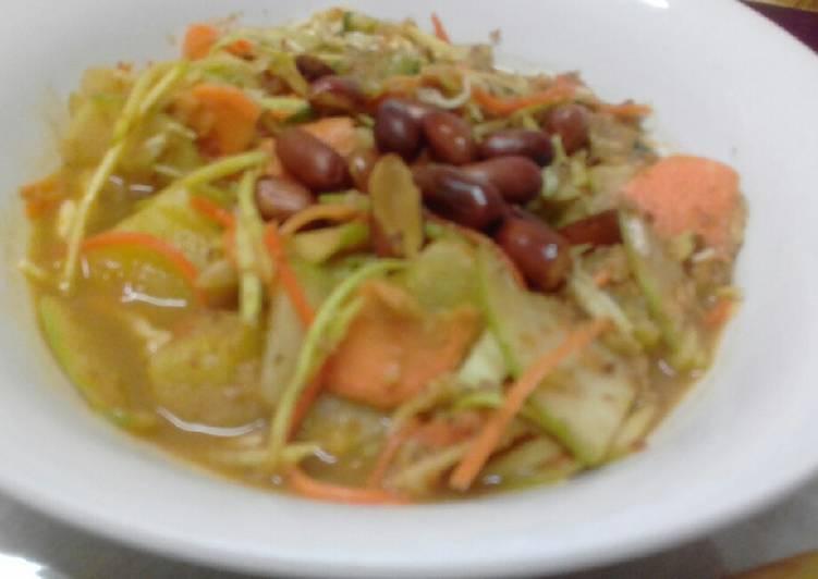 Asinan sayur buah (2)