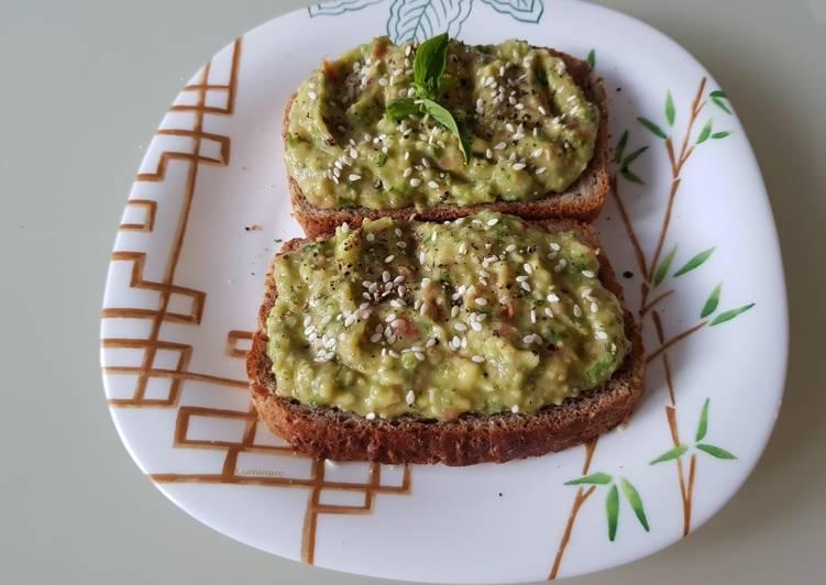 Гуакамоле — соус из авокадо. Пошаговый рецепт с фото — Ботаничка.ru   532x751