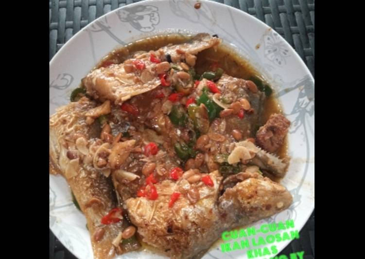 32. Cuan-Cuan Laosan Fish Khas Semarang