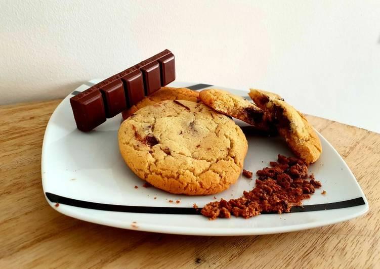 La Meilleur Recette De Cookie moelleux
