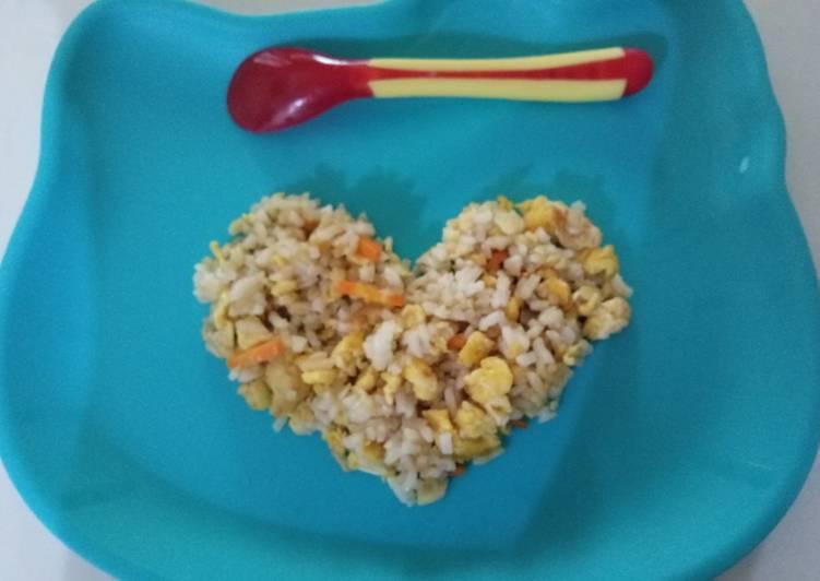 Resep Nasi Goreng Cinta buat anak tercinta Top