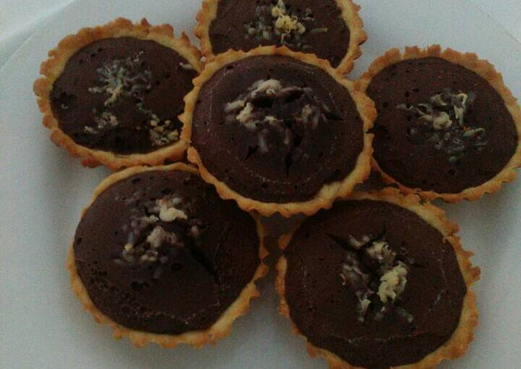 Resep Pie Brownies Panggang Teflon Terenak