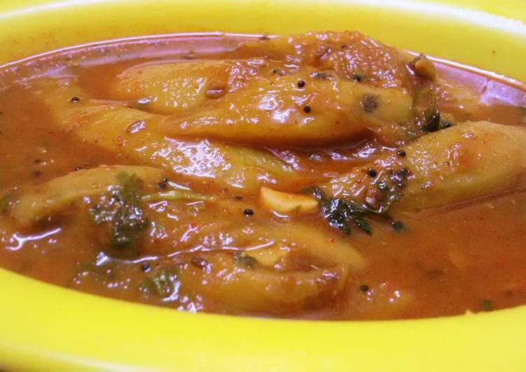 Step-by-Step Guide to Make Self Sweet and Sour Mango Curry