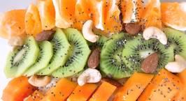 """Hình ảnh món """"Vẫn là yến mạch trái cây cho bữa sáng đây ạ"""" ❤️"""
