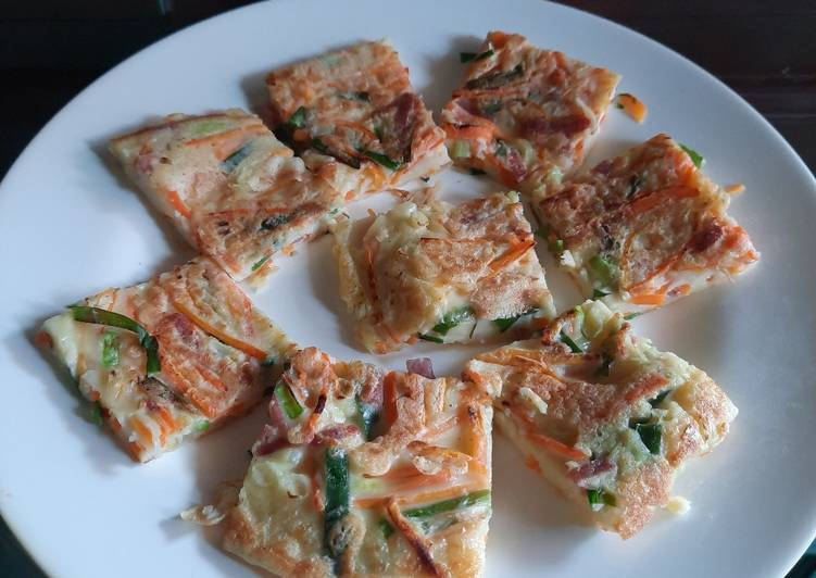 PAJEON (Korean Savory Pancake)