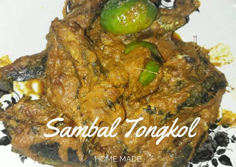 Sambal Tongkol