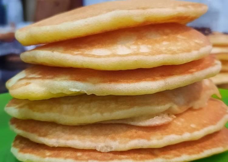 Easy Fluffy Pancake
