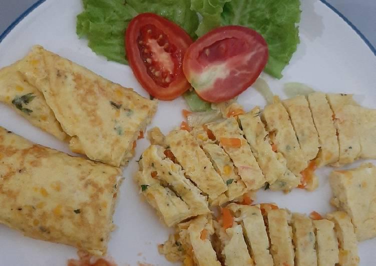 Telur Gulung Korea - cookandrecipe.com