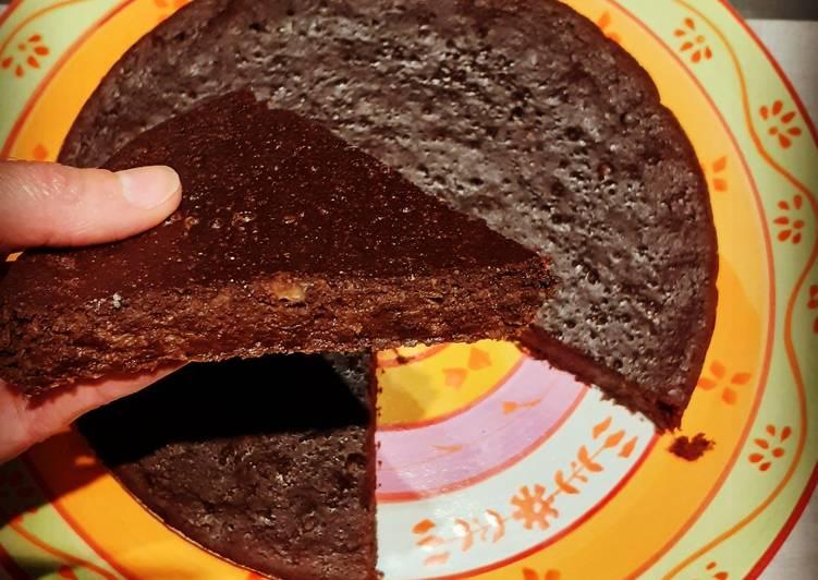 Moelleux au chocolat et à la... courgette